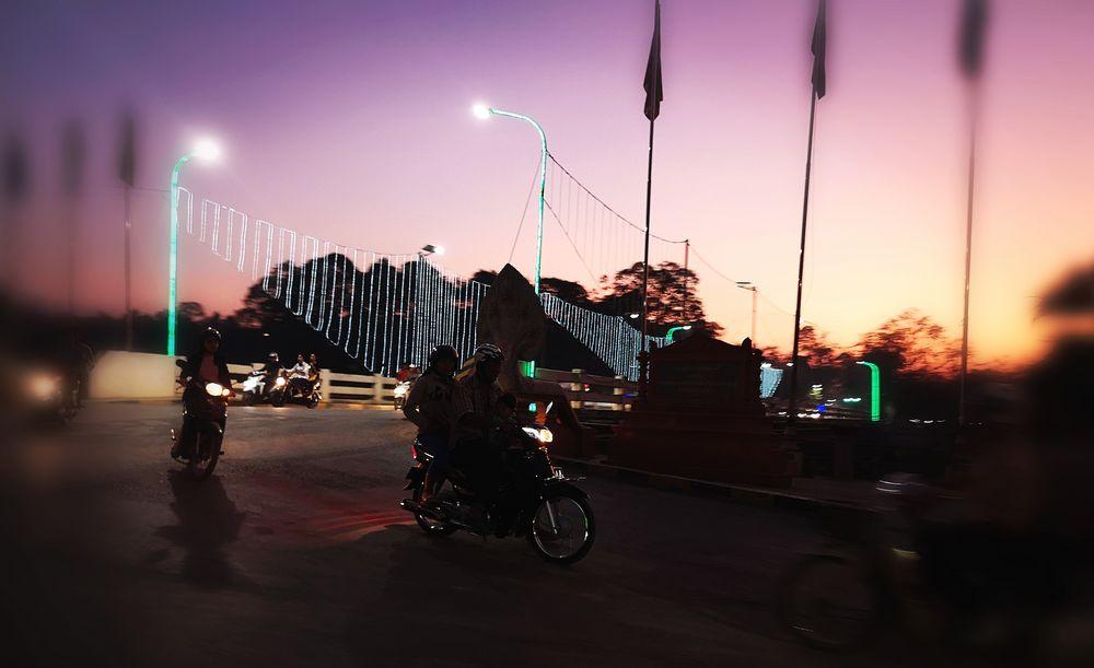 street After Sunset Camb P20-20-colfi