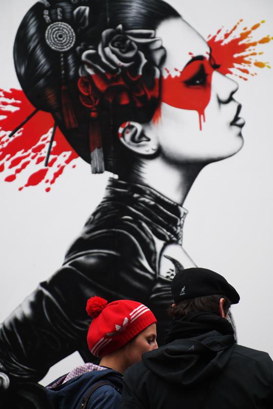 Street-ART Berlin