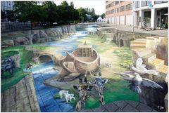 Street Art Festival in Wilhelmshaven