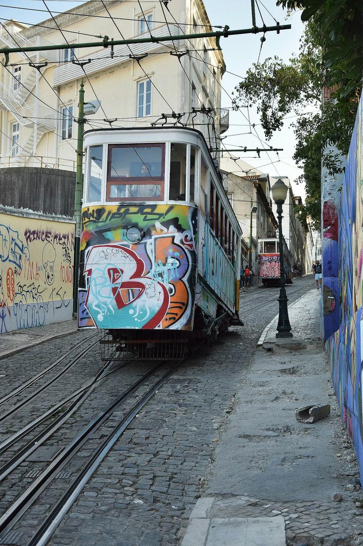 Street ART   --   Glanz + Gloria   ©D4446_OC