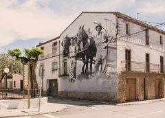 street art - Penelles (Lleida)
