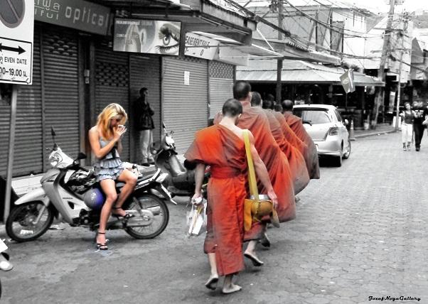street - asia - Pattaya