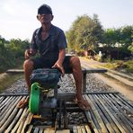 street BAMBOO TRAIN Camb P20-20-col