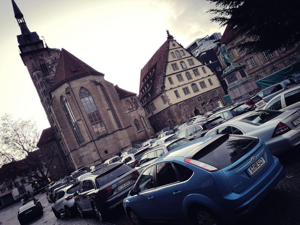 street Christmas Parking Stgt P20-19-colfi +2Fotos Aktuell