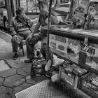Street Corner Stall