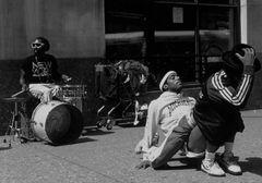 street dance bw