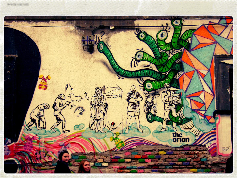 Street evolution ....