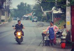 street Frau Motorrad P20-20-col