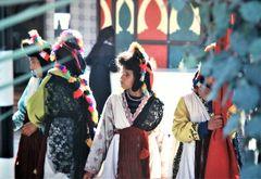 street Frauen Maroc dia-8157-col