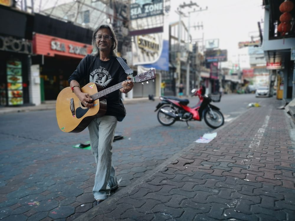 street Gitarre Thai LET IT BE P20-20-col +story