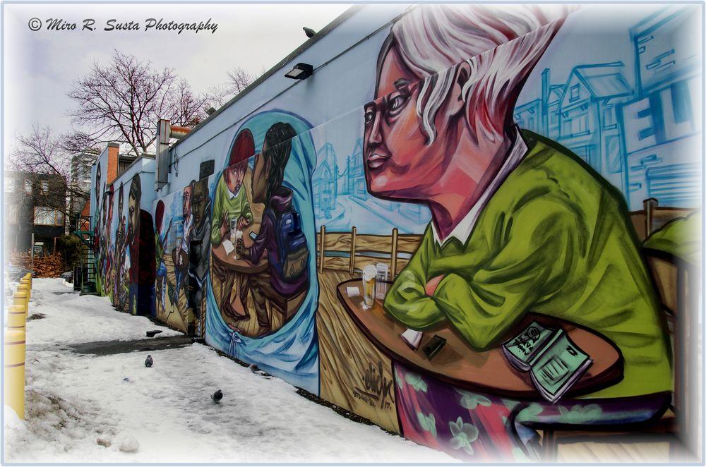 Street Graffiti 1