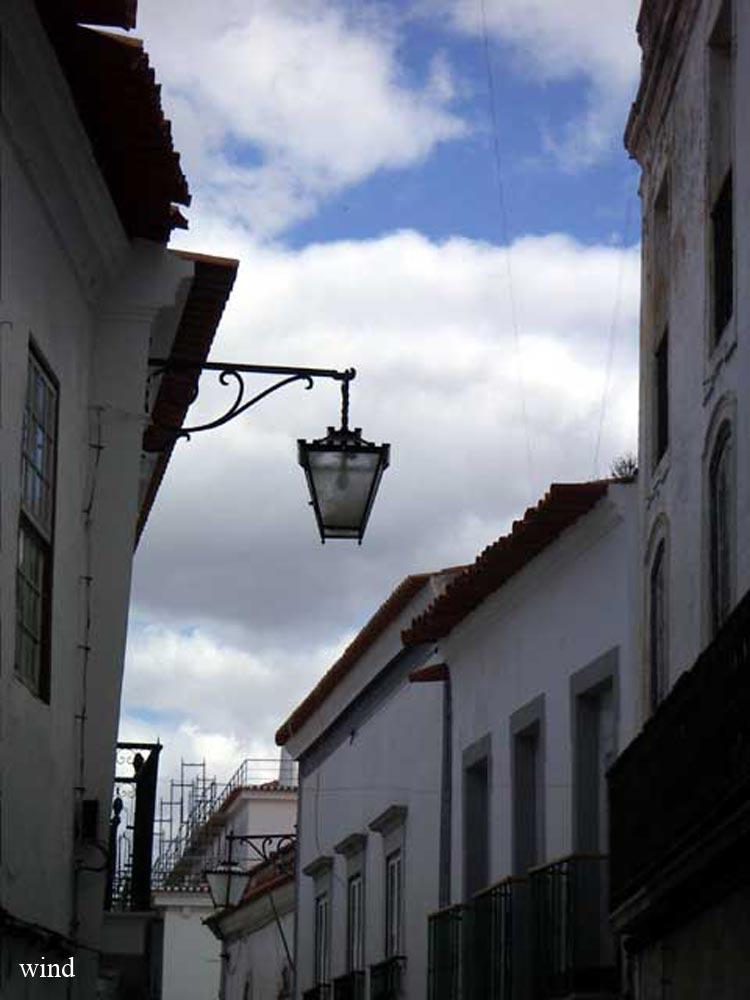 Street in Beja (Alentejo)