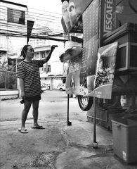 street Kaffeestand Thai p20-21-sw +6Fotos