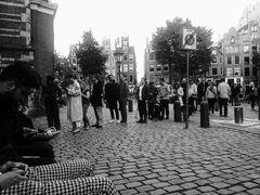 street Kerk abends J5-19sw Aktuell