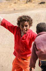 street Kind Egypt ca-21-40-col + Reisefotos