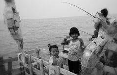 street Kinder Pier Thai P20-20-sw +6Fotos