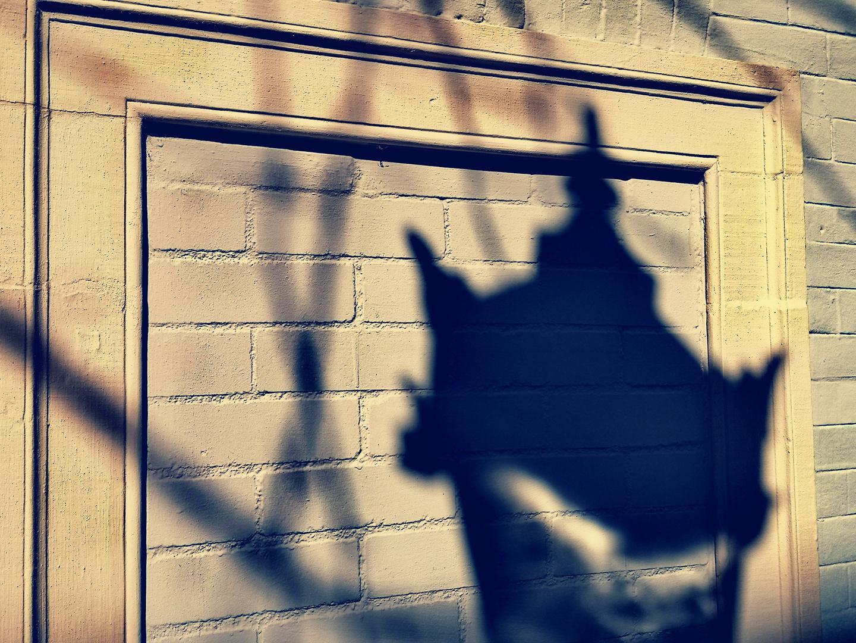 street Laterne Schatten p20-21-52-col +7Fotos