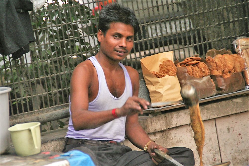Street Mann Brotsuppe India ca-21-216-col
