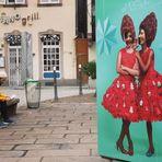 Street Mann Frauen Platz STB P20-19-col +SW +9Fotos