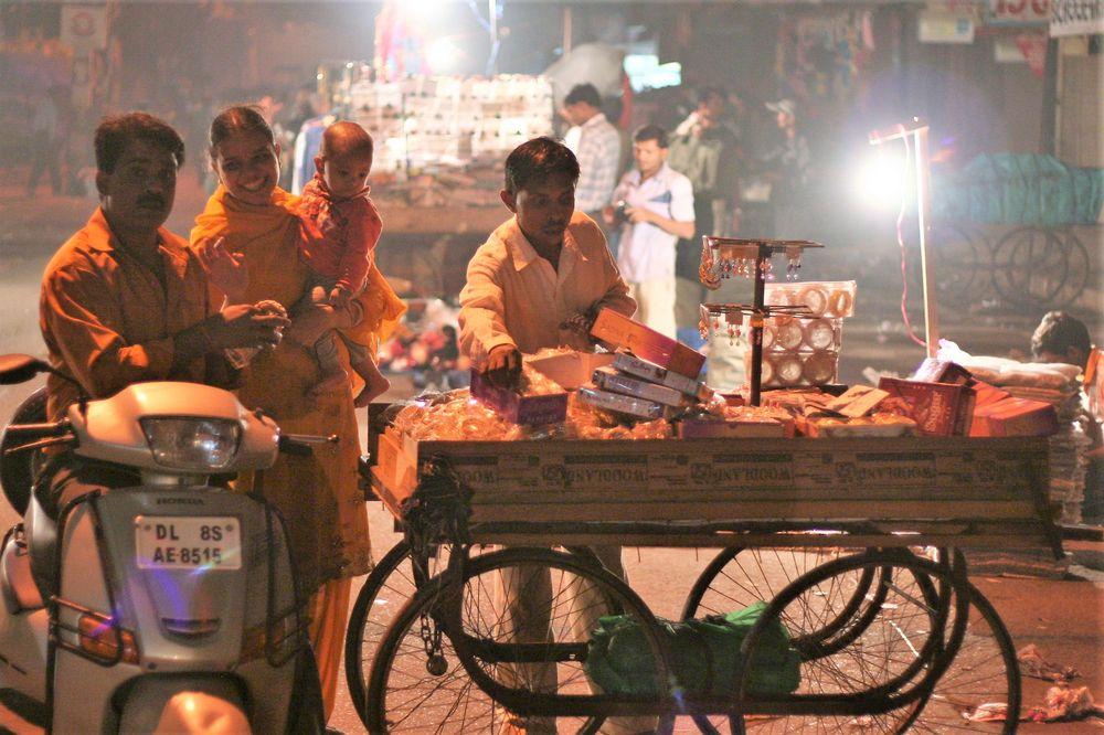 street Markt India ca-21-39-col +indiafotos