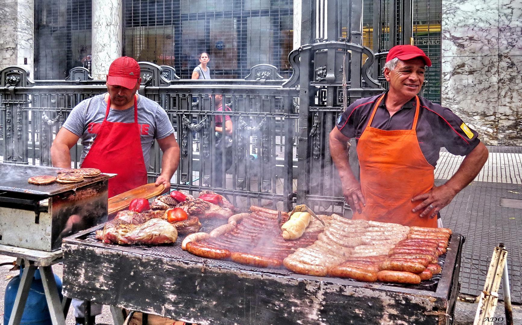 Street - Meat