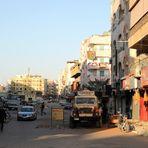 street morgens Hurgada