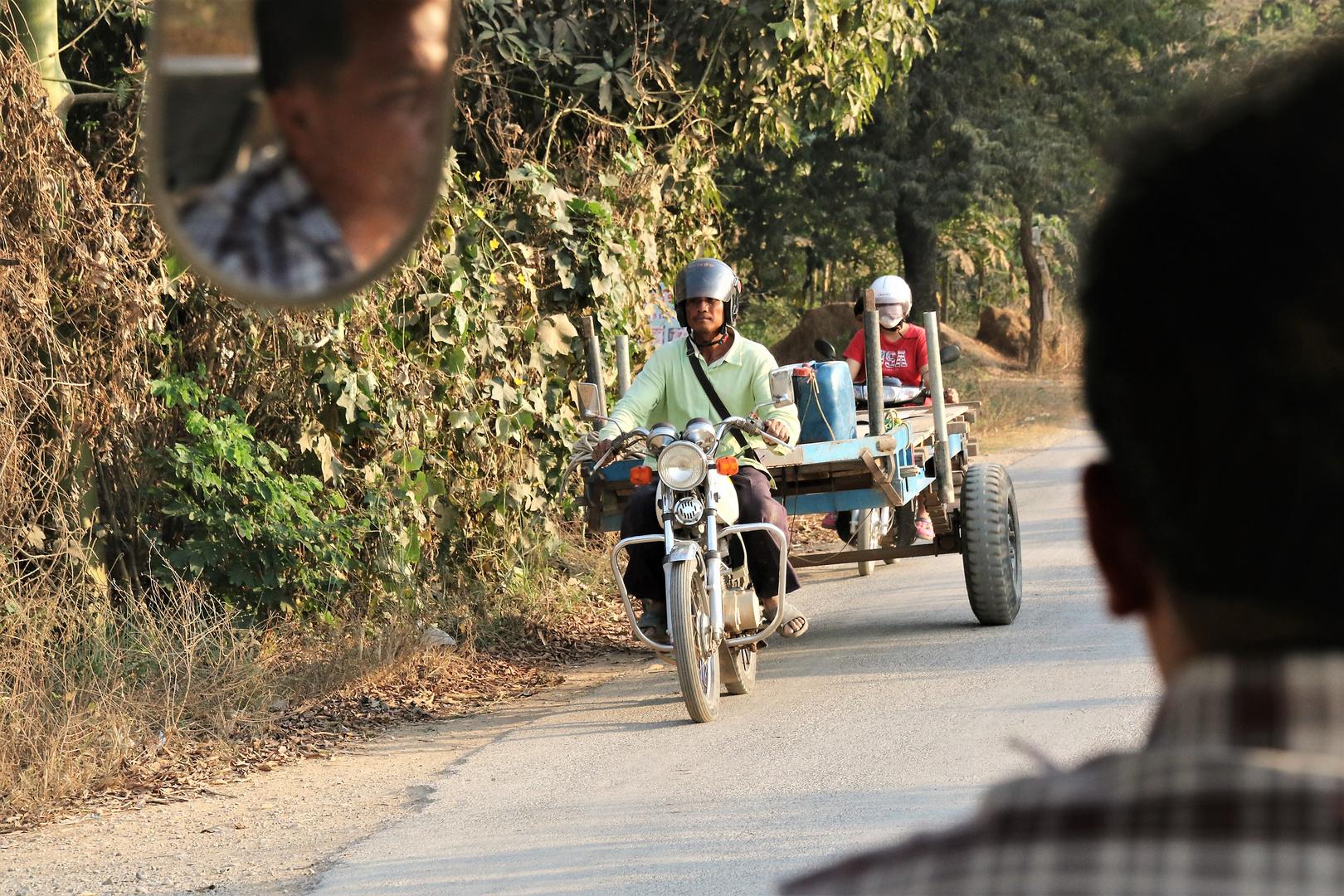 street Motorrad Camb ca-21-67-col
