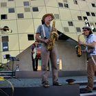 street music Jazzbus Gold  Ca-19-08col +7Fotos