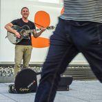 street Musiker -1- lum-19-26col