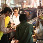 street Nachtmarkt India ca-21-99-col +Fotos