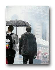 .... street Nebel
