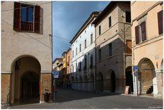 Street of Fossombrone