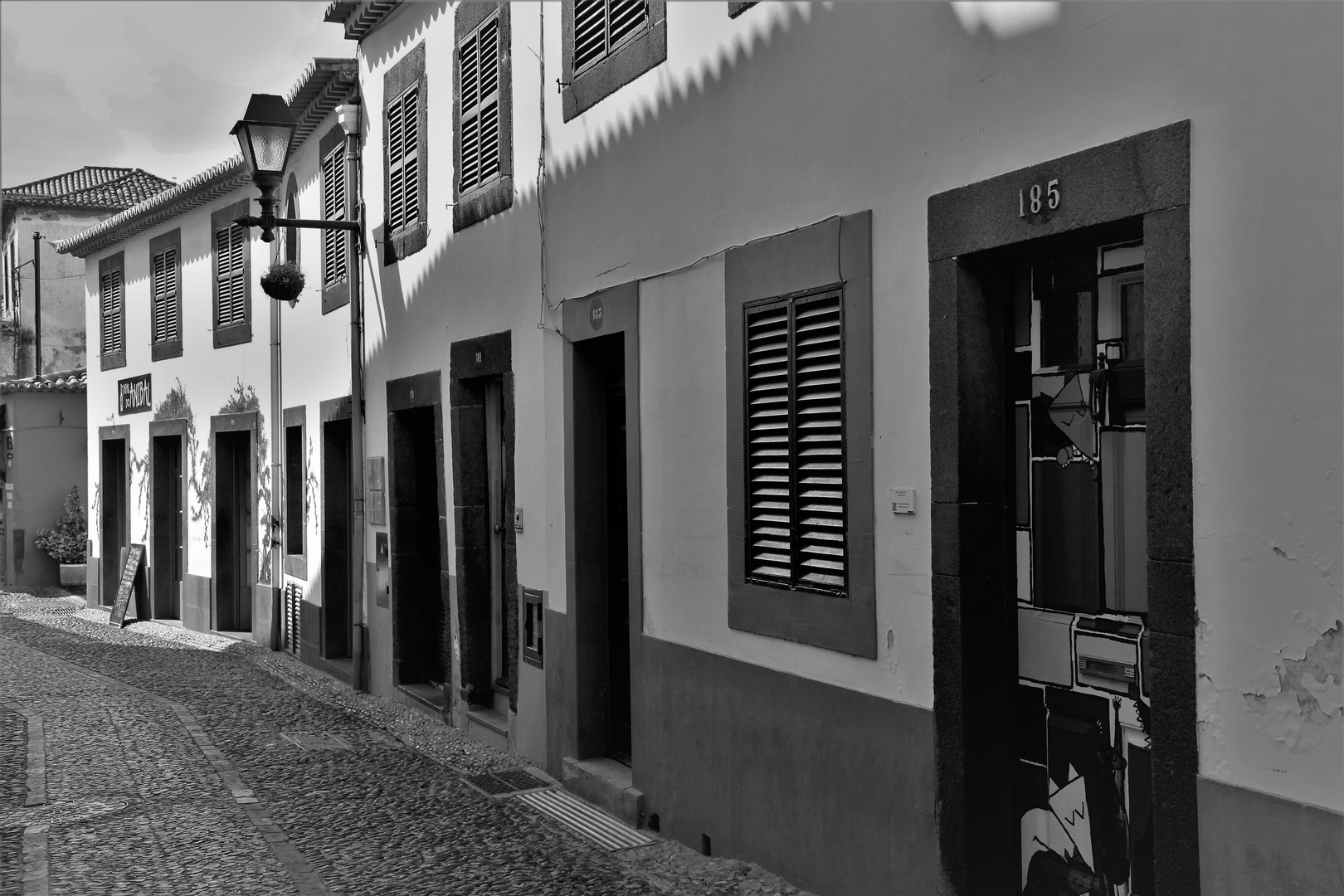 Street of Funchal