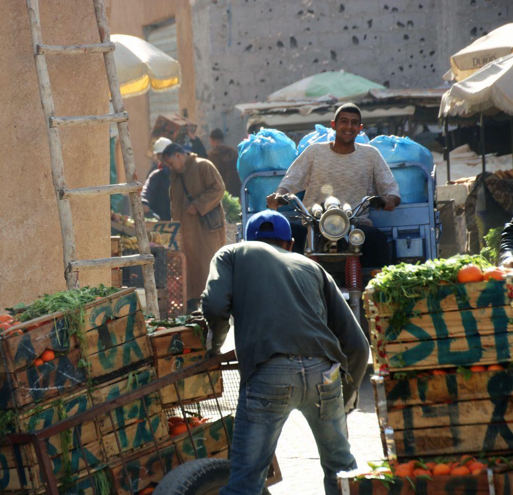 street Orangen Maroc M-51