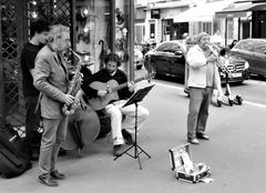 street PARIS Music lumix-19-99sw +9Fotos