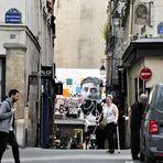 street Paris Plakat lumix-19-74col +1Fotovergleich +4fotos