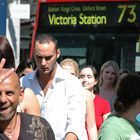 Street people London UK 2
