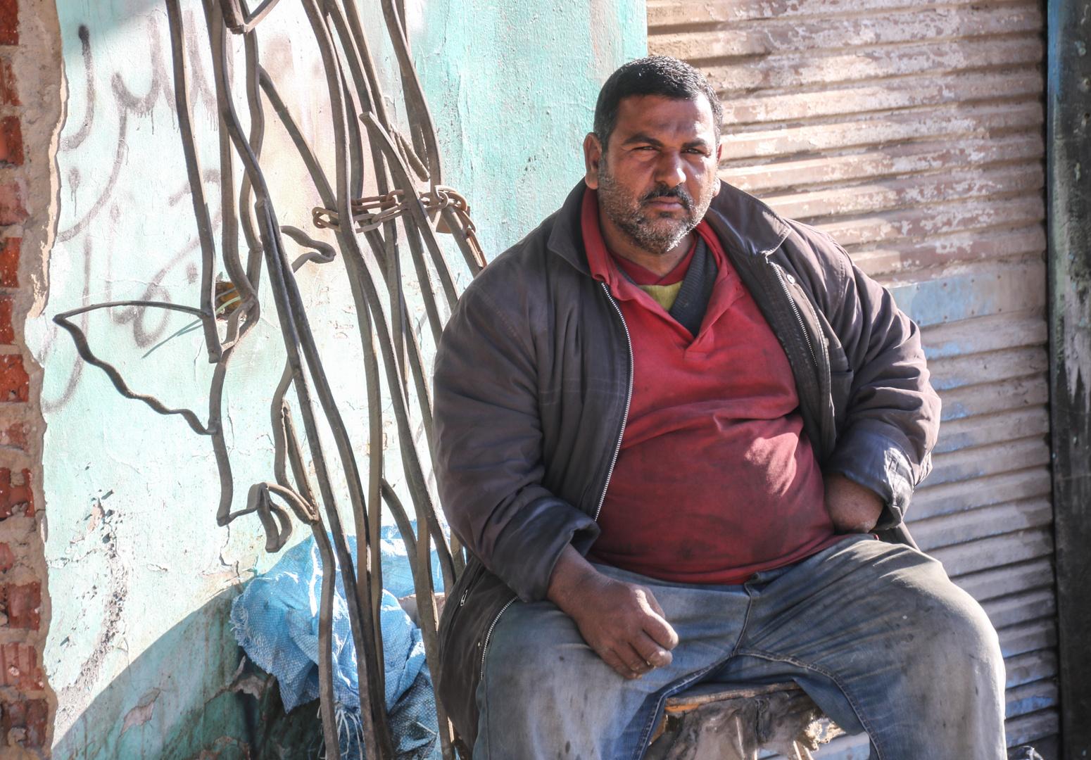 street Portrait egypt