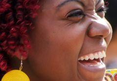 Street Portrait Frau  Ausschnitt E12J