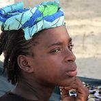 street Portrait Gambia Cap-21-28-col von IngSt +9Fotos
