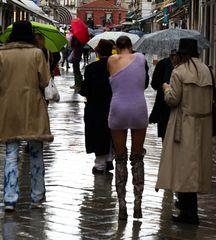 street | rainy day