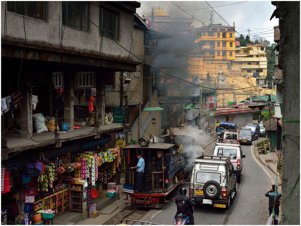 Street Running - India Style