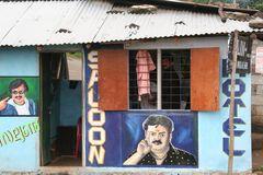 street SALOON BLICK Kerala