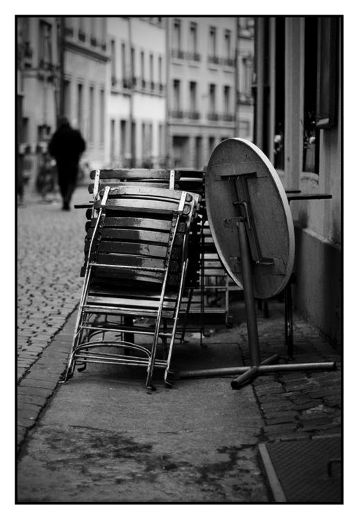 Street Scene III
