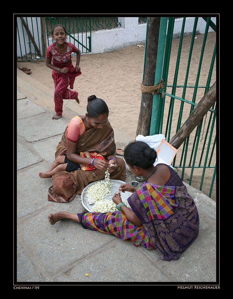 Street Scenes II, Chennai, Tamil Nadu / IN