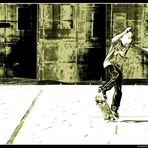 STREET-SKATING