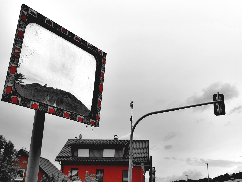 street SPIEGEL Burg p-21-30-colfx +2Fotos