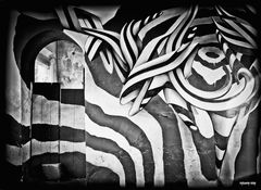Street Tags and Graffiti Art in Bassano by INFART 5