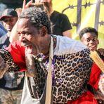 street Tanz Voodoo Man Stgt Afrika Fest Jul16