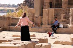 street Tempel Philae Ca-20-10-col +8Fotos